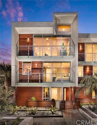 3009 Via Malaga, Newport Beach, CA 92663 - MLS#: OC19225366