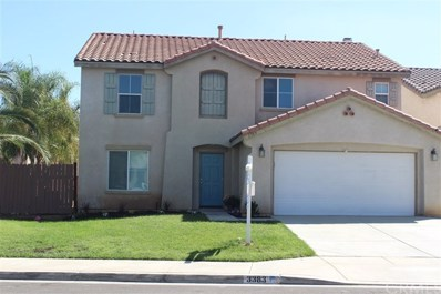 3383 Milkweed Lane, Perris, CA 92571 - MLS#: OC19229804