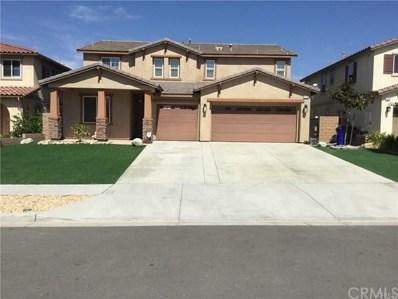 16258 Carmine Street, Fontana, CA 92336 - MLS#: OC19230374