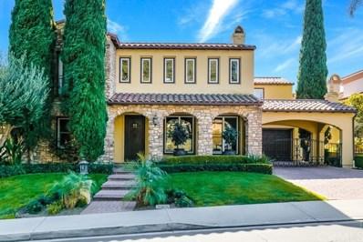 16 Santa Barbara Place, Laguna Niguel, CA 92677 - MLS#: OC19230469