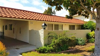 2313 Via Puerta UNIT P, Laguna Woods, CA 92637 - MLS#: OC19230544