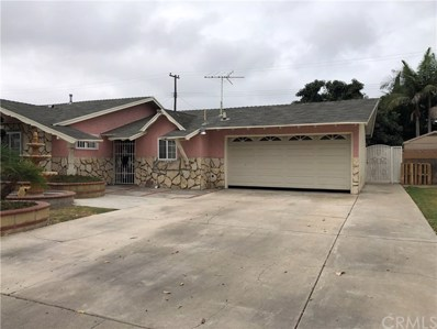 13801 McMains Street, Garden Grove, CA 92844 - MLS#: OC19230568