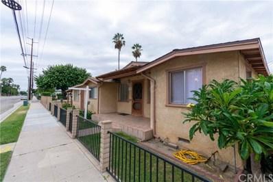 706 W Santa Ana Street, Anaheim, CA 92805 - MLS#: OC19230829