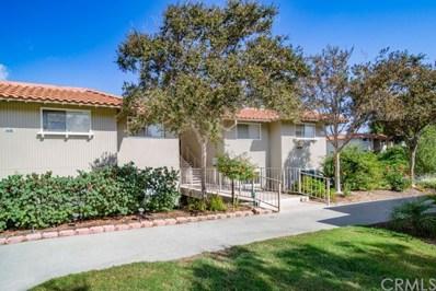 606 Avenida Sevilla UNIT D, Laguna Woods, CA 92637 - MLS#: OC19231264