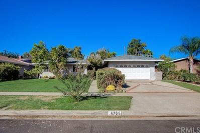4701 Jeanean Lane, Yorba Linda, CA 92886 - MLS#: OC19231909