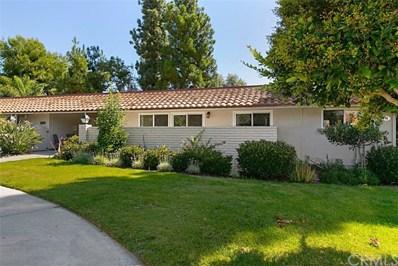 919 Avenida Majorca UNIT P, Laguna Woods, CA 92637 - MLS#: OC19235999