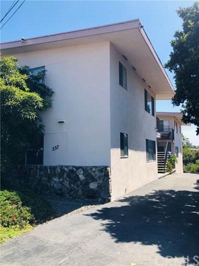 237 Avenida Monterey UNIT 4, San Clemente, CA 92672 - #: OC19236919