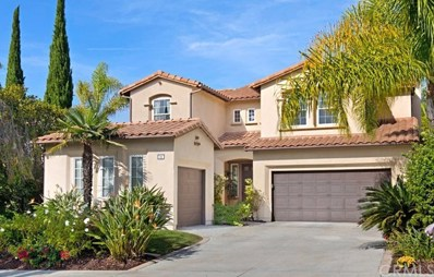 11 Via Cancion, San Clemente, CA 92673 - MLS#: OC19237347