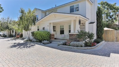 2463 Elden Avenue UNIT C, Costa Mesa, CA 92627 - MLS#: OC19239625