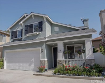 2545 Santa Ana Avenue UNIT E, Costa Mesa, CA 92627 - MLS#: OC19240732