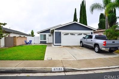 27151 La Fuente, Mission Viejo, CA 92692 - MLS#: OC19240984
