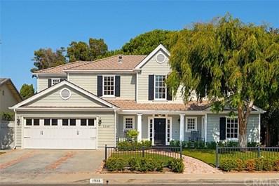 1948 Port Seabourne Way, Newport Beach, CA 92660 - MLS#: OC19244073
