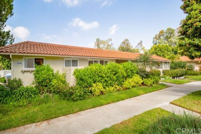 2249 Via Mariposa E UNIT Q, Laguna Woods, CA 92637 - MLS#: OC19245194