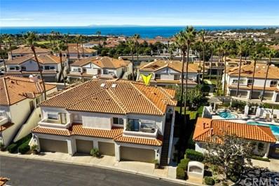 51 Tennis Villas Drive, Dana Point, CA 92629 - MLS#: OC19248257