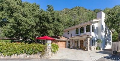 14882 Wildcat Canyon Road, Silverado Canyon, CA 92676 - MLS#: OC19248307