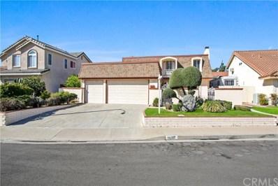 16197 Mount Craig Circle, Fountain Valley, CA 92708 - MLS#: OC19250018