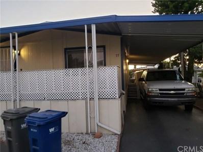410 South First Street UNIT 77, El Cajon, CA 92019 - MLS#: OC19252286