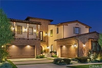 110 Pinnacle Trail, Irvine, CA 92618 - MLS#: OC19252489