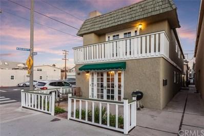 126 30th Street, Newport Beach, CA 92663 - MLS#: OC19252515
