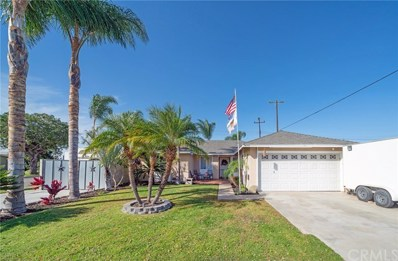 14501 Chateau Lane, Huntington Beach, CA 92647 - MLS#: OC19255958