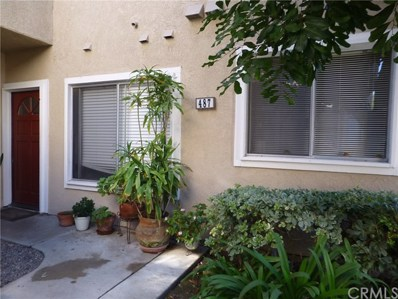 487 Springbrook N UNIT 91, Irvine, CA 92614 - MLS#: OC19256036