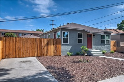 211 E Saint Gertrude Place, Santa Ana, CA 92707 - MLS#: OC19257641
