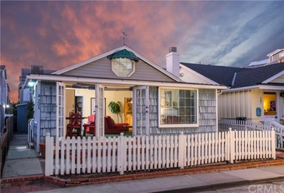 205 Topaz Avenue, Newport Beach, CA 92662 - MLS#: OC19260182