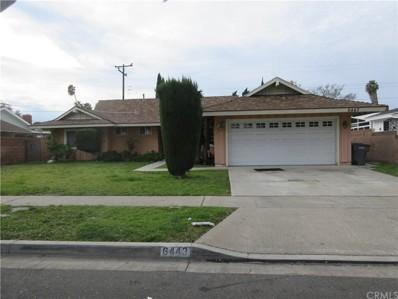 6443 Verdi Drive, Buena Park, CA 90621 - MLS#: OC19263377