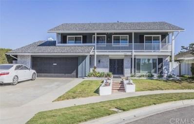 18684 Santa Ramona Street, Fountain Valley, CA 92708 - MLS#: OC19264331