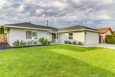 14611 Shinkle Circle, Huntington Beach, CA 92647 - MLS#: OC19266881