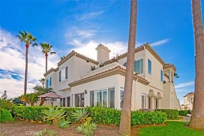 14 Tennis Villas Drive UNIT 57, Dana Point, CA 92629 - MLS#: OC19267469