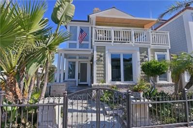 523 W Balboa Boulevard, Newport Beach, CA 92661 - MLS#: OC19268636