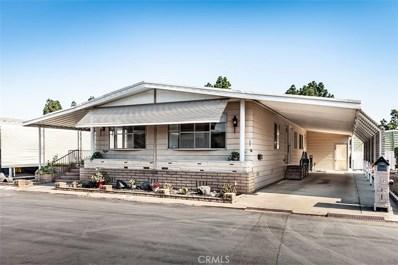 6741 Lincoln Avenue UNIT 157, Buena Park, CA 90620 - MLS#: OC19268895