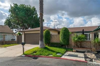 921 S Sarah Way, Anaheim, CA 92805 - MLS#: OC19270238