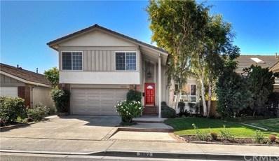 3862 Magnolia Street, Irvine, CA 92606 - MLS#: OC19271409