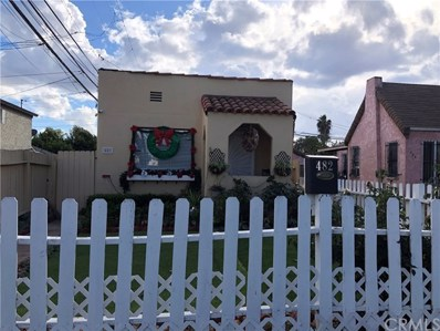 482 E 59th Street, Long Beach, CA 90805 - MLS#: OC19273617