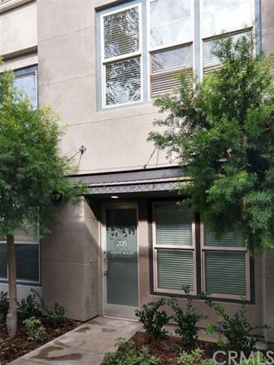 205 N Bush Street, Santa Ana, CA 92701 - MLS#: OC19273943