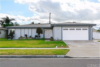 5862 Jones Avenue, Westminster, CA 92683 - MLS#: OC19274283