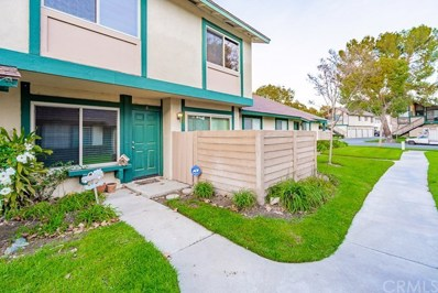 1709 N Willow Woods Drive UNIT B, Anaheim, CA 92807 - MLS#: OC19276055