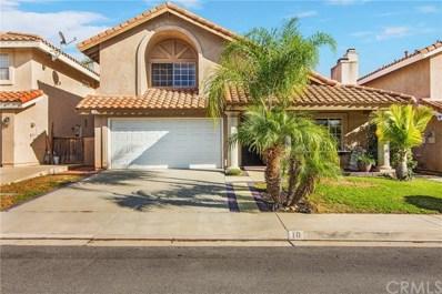 10 Via Ulmaria, Rancho Santa Margarita, CA 92688 - MLS#: OC19276175