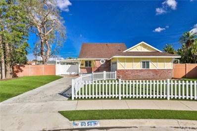 6051 Comanche Drive, Westminster, CA 92683 - MLS#: OC19277186