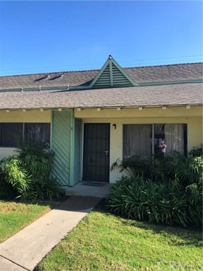 15712 Pasadena Avenue UNIT 8, Tustin, CA 92780 - MLS#: OC19278546