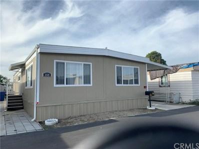 9080 Bloomfield Avenue UNIT 259, Cypress, CA 92806 - MLS#: OC19279296