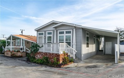 7652 Garfield Avenue UNIT 39, Huntington Beach, CA 92648 - MLS#: OC19281289