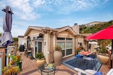 30802 Coast Highway UNIT G3, Laguna Beach, CA 92651 - MLS#: OC19281737