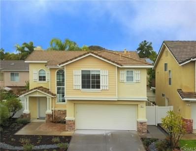 21 Cherokee Street, Trabuco Canyon, CA 92679 - MLS#: OC19283900