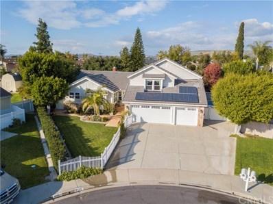 4155 Grey Stone Drive, Yorba Linda, CA 92886 - MLS#: OC20000121