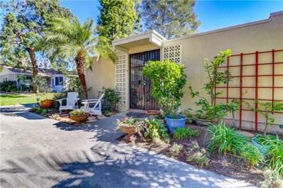 499 Avenida Sevilla UNIT A, Laguna Woods, CA 92637 - MLS#: OC20003963