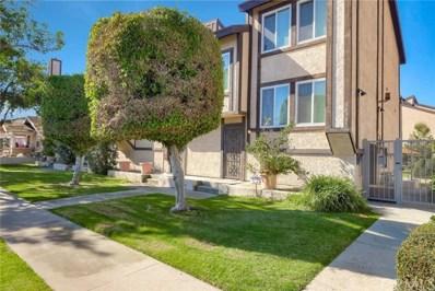 15305 S Berendo Avenue UNIT 3, Gardena, CA 90247 - MLS#: OC20004588