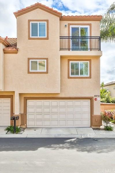 18858 Milos Circle, Huntington Beach, CA 92648 - MLS#: OC20004716